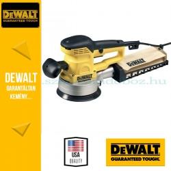 DeWalt D26410-QS Excentercsiszoló