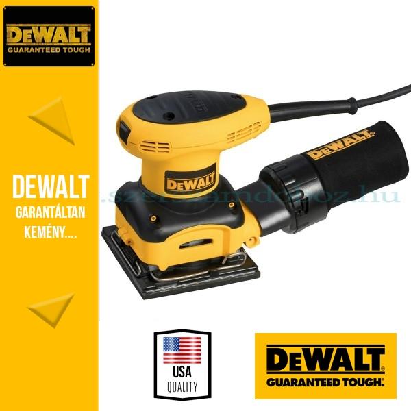 DeWalt D26441-QS Marokcsiszoló