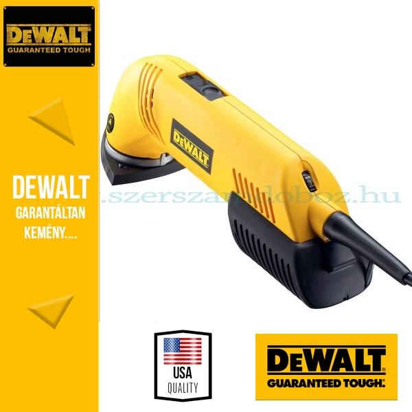 DeWalt D26430-QS Deltacsiszoló