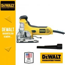 DeWalt DW333KT-QS Gépfogantyús dekopírfűrész + TSTAK