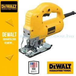 DeWalt DW341K-QS Felsőfoganytús dekopírfűrész