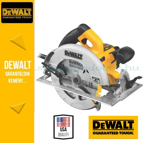 DeWalt DWE575K-QS Körfűrész