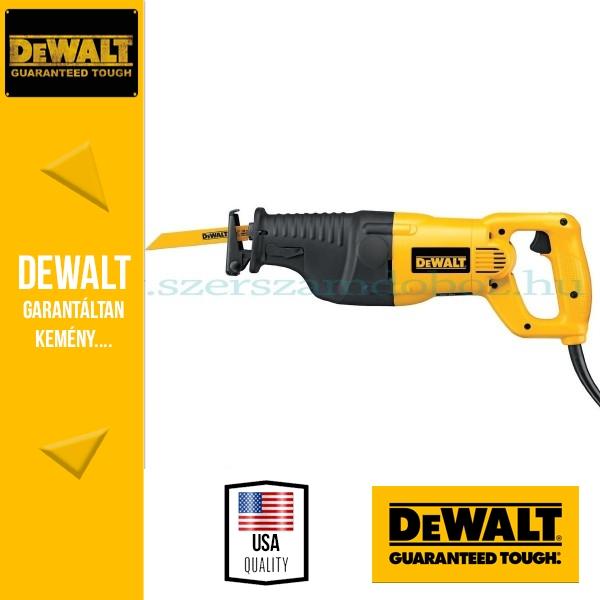 DeWalt DW310K-QS Kardfűrész