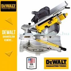 DeWalt D27112-QS Kihúzható vágófejes kombináltfűrész