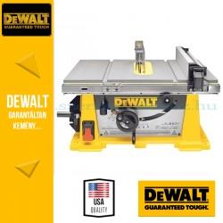 DeWalt DW744XP-QS Hordozható asztalifűrész