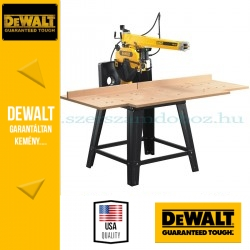 DeWalt DW721KN-QS Radiálkörfűrész