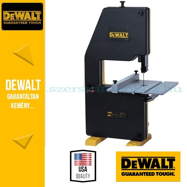DeWalt DW739-QS 2-sebességes szalagfűrész