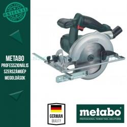 Metabo KSA 18 LTX Akkus körfűrész