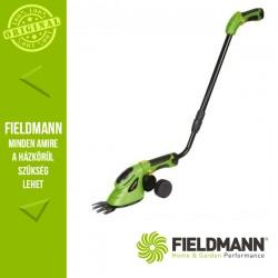 Fieldmann FZN 4102 -AT Teleszkópos Akkumulátoros kézi fű- és bokornyíró (1x 3,6 V / 1,3 Ah akkuval és töltővel)