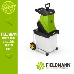 Fieldmann FZD 4020-E Elektromos kerti aprító, 2500 W