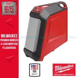 Milwaukee M12 JSSP-0 Bluetooth hangszóró