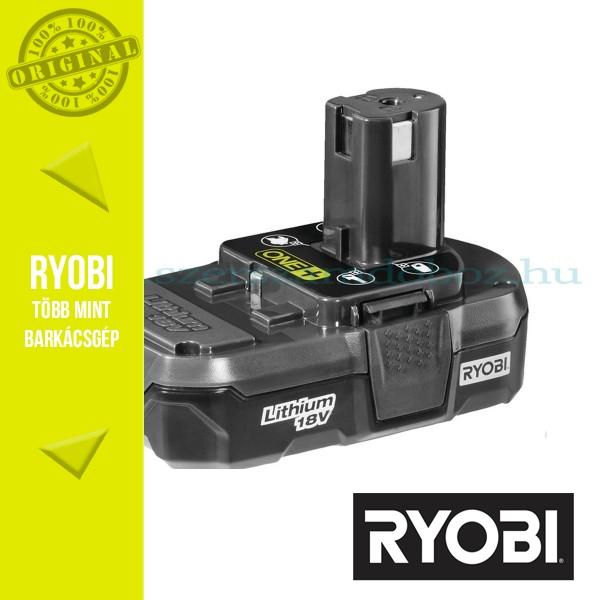 Ryobi RB18L13 ONE+ Lithium-ion akkumulátor 18V/1,3Ah