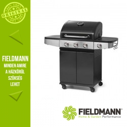 Fieldmann FZG 3013 Gázos grill, 3 égőfejes