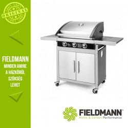 Fieldmann FZG 3005 INOX Gázos grill, 3 égőfejes