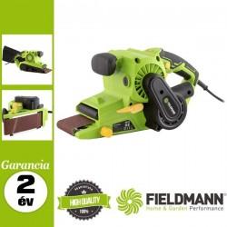 Fieldmann FDBP 200901-E Elektromos szalagcsiszoló, 900 W