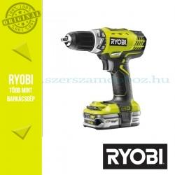 Ryobi RCD18-LL13S Akkus kétsebességes fúrócsavarozó