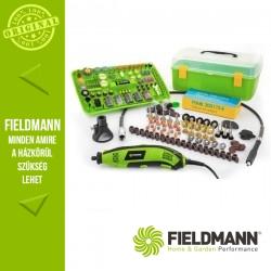 Fieldmann FDMB 200172-E Minicsiszoló szett, 170 W, 440 db-os