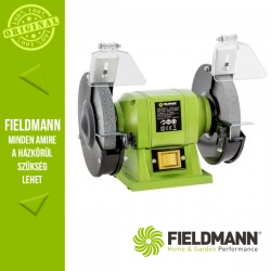 Fieldmann FDSB 200201-E Kettős köszörű, 200 W