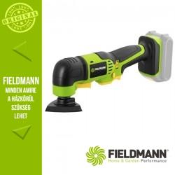 Fieldmann FDUB 50701 Akkumulátoros multifunkciós gép, 18 V (akku és töltő nélkül)
