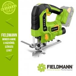 Fieldmann FDUP 70405-0 Akkumulátoros dekopírfűrész, 20 V (akku és töltő nélkül)