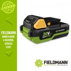 Fieldmann FDUZ 79020 Li-Ion akkumulátor, 20 V, 2000 mAh