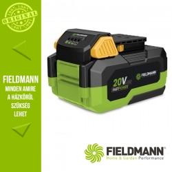 Fieldmann FDUZ 79040 Li-Ion akkumulátor, 20 V, 4000 mAh
