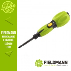Fieldmann FDS 10103 Akkus csavarhúzó, 3 Nm, 3,6 V / 800 mAh