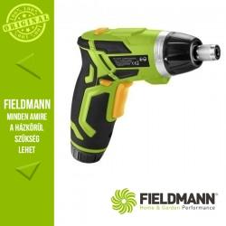 Fieldmann FDS 10155-A Akkumulátoros Csavarozó 3,5 Nm (1x 3,6 V 1300 mAh akkuval és töltővel)