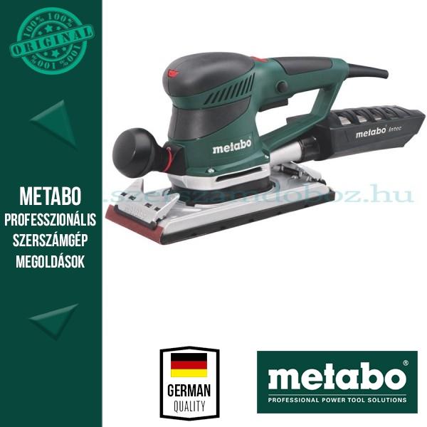 Metabo SRE 4351 TurboTec Rezgőcsiszoló