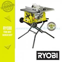 Ryobi RTS1800EF-G Asztali körfűrész + Delux összecsukható állvány