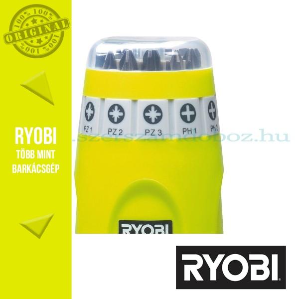 Ryobi RAK10SD 10 db-os csavarozó bit készlet