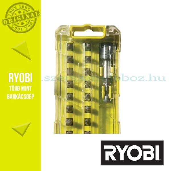 Ryobi RAK17SDC 17 db-os csavarozó bit készlet