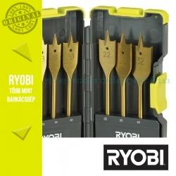 Ryobi RAK07SB 7 darabos lapos fúró készlet
