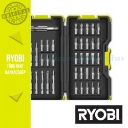 Ryobi RAK40SD 40 db-os csavarozó készlet
