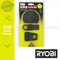Ryobi RAK13MT 13 db-os tartozék készlet multifunkciós gépekhez