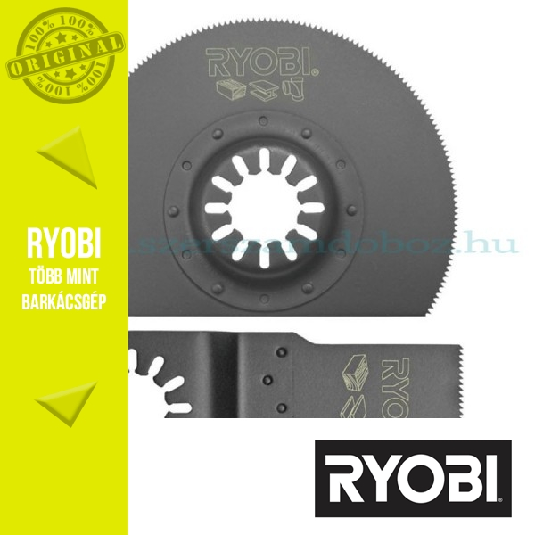 Ryobi RAK02MT 2 db-os fűrészlap készlet multifunkciós gépekhez