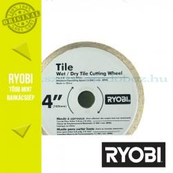 Ryobi TSBA1 ONE+ Vágótárcsa csempe vágásához 102 mm