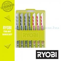 Ryobi RAK10JSB 10 részes fűrészlap készlet