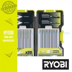 Ryobi RAK20JB 20 db-os dekopír-fűrészlap készlet