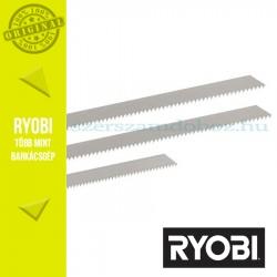 Ryobi RAK03SSRB 3 db-os fűrészlap készlet