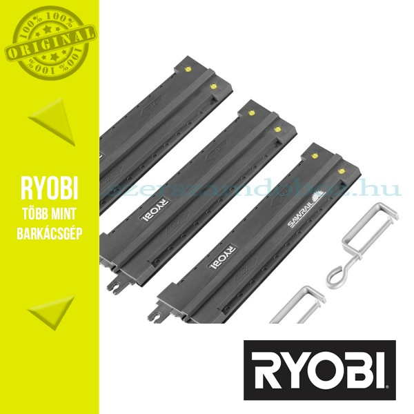 Ryobi RAK03SR 3 db-os körfűrész vezetősín készlet