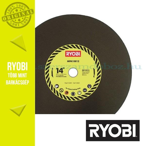 Ryobi COSB355A1 Fémdaraboló vágótárcsa 355 mm
