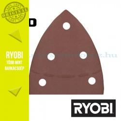 Ryobi SCS10A1 10 db-os csiszolótalp készlet