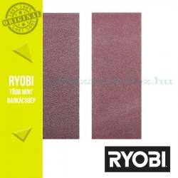 Ryobi BSS76A2 2 db-os csiszolószalag készlet 76 mm