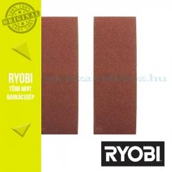 Ryobi BSS100A2 2 db-os csiszolószalag készlet 100 mm