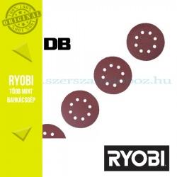 Ryobi RO125A10 10 db-os excenter csiszolótalp készlet