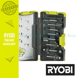 Ryobi RAK08QRB 10 db-os marókés készlet