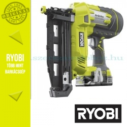 Ryobi R18N16G-L15S Szögbelövő szett (ONE+)