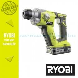 Ryobi R18SDS Akkus SDS-plus kombikalapács 1x 2,5Ah akku
