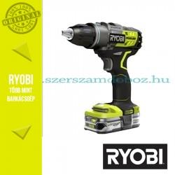 Ryobi R18DDBL-LL25B Akkus szénkefe nélküli fúró-csavarbehajtó (ONE+)